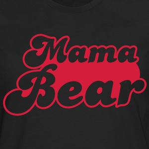 MAMA bear cute family group  T-Shirts - Men's Premium Longsleeve Shirt