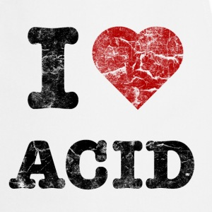 i_love_acid_vintage Tee shirts - Tablier de cuisine