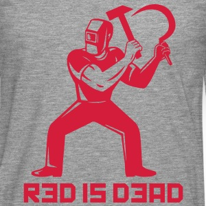 Red is Dead Tee shirts - T-shirt manches longues Premium Homme