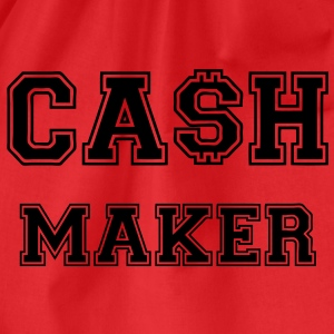 Cash Maker T-Shirts - Turnbeutel