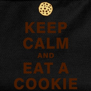 KEEP CALM AND EAT A COOKIE T-Shirts - Kinder Rucksack