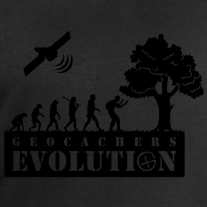 GEOCACHERS EVOLUTION T-Shirts - Men's Sweatshirt by Stanley & Stella