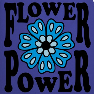 Flower Power Blumen Retro Style 70s Look T-Shirts - Kochschürze