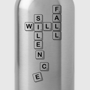 Scrabble -  - Water Bottle