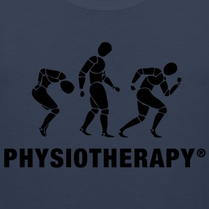 Three Physiotherapists T-Shirts - Men's Premium Tank Top
