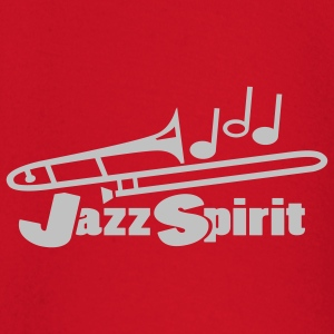 Wine jazz spirit T-Shirts - Baby Long Sleeve T-Shirt
