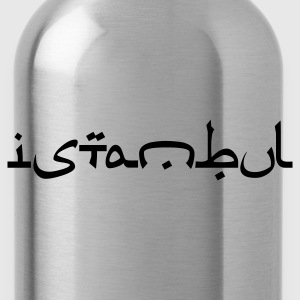Wine istanbul T-Shirt - Trinkflasche