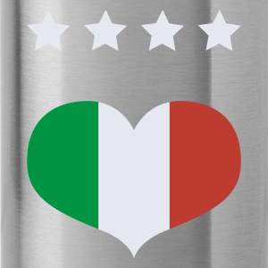 Italian Football - Water Bottle