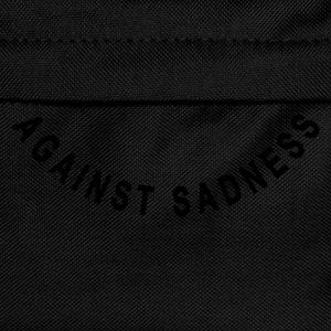 against sadness (smiley) - Kids' Backpack