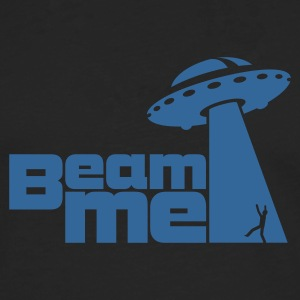 Beam me up! No.2 T-Shirts - Männer Premium Langarmshirt