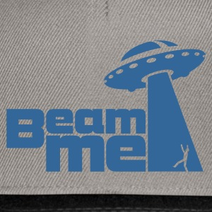 Beam me up! No.2 T-Shirts - Snapback Cap