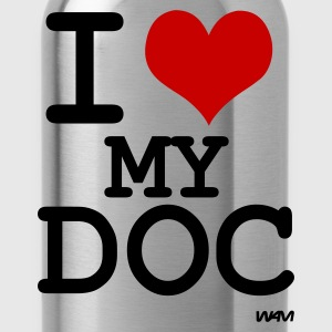 i love my doc T-shirts (m. courtes) - Gourde