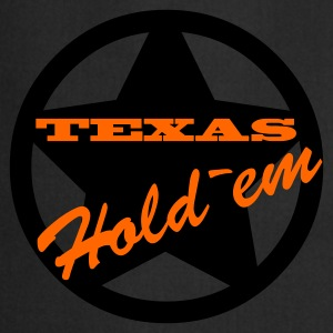 Eigelb POKER_Texas_Hold`em T-Shirts - Kochschürze