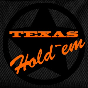 Eigelb POKER_Texas_Hold`em T-Shirts - Kinder Rucksack