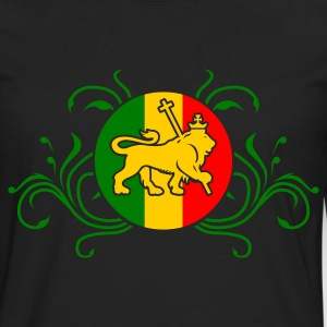 Camel lion_of_judah_jamaica_v2_3c Men's Tees - Men's Premium Longsleeve Shirt