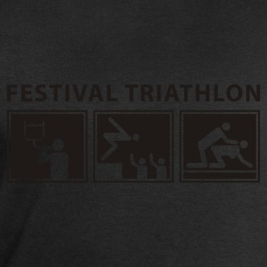 festival_triathlon_b T-Shirts - Men's Sweatshirt by Stanley & Stella