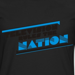 Camel television rules the nation T-Shirts - Männer Premium Langarmshirt
