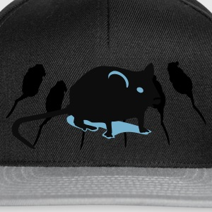 Eigeel muis / mouse (2c) T-shirts - Snapback cap