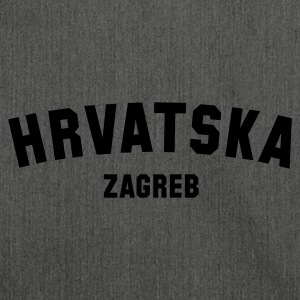 :: HRVATSKA ZAGREB :: T-Shirts - Shoulder Bag made from recycled material