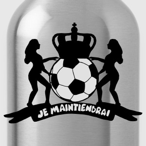 Holland voetbal wapen T-Shirts - Water Bottle