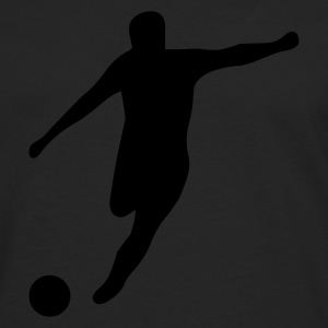Black world champion ship, 2010, soccer, football, final, championship, south africa Men's T-Shirts - Men's Premium Longsleeve Shirt