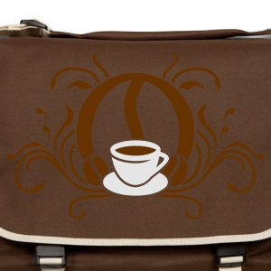 Camel cafe_tasse_coffee_2c Men's Tees - Shoulder Bag