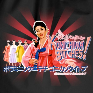 konichiwa bitches T-Shirts - Turnbeutel
