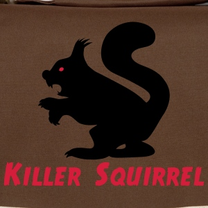 Killer Squirrel T-shirts - Sac à bandoulière