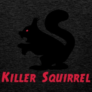 Killer Squirrel T-shirts - Débardeur Premium Homme