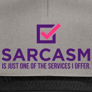 Sarcasm Is Just One 1 (2c)++ T-shirts - Snapbackkeps