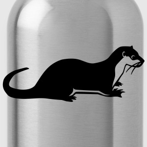 Otter T-Shirts - Trinkflasche