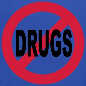 No to drugs T-Shirts - Women's Tank Top by Bella