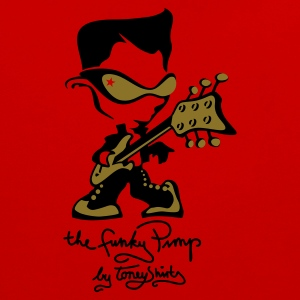 THE FUNKY PIMP Pt. 2 by toneyshirts (FR) - Sweat-shirt contraste