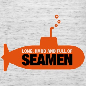 Full Of Seamen 1 (dd)++ T-shirts - Dame tanktop fra Bella