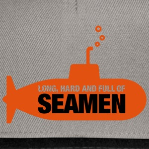 Full Of Seamen 1 (dd)++ T-shirts - Snapback Cap