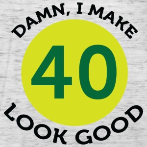 I Make 40 Look Good (dd) T-shirt - Top da donna della marca Bella