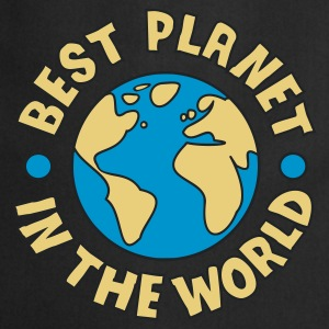 Navy Best Planet T-shirt - Grembiule da cucina