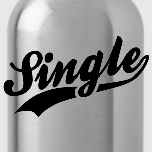 Single T-Shirts - Trinkflasche