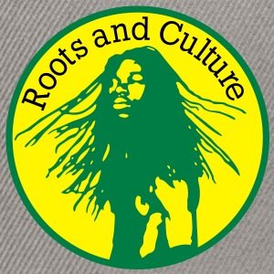 roots and culture Camisetas - Gorra Snapback