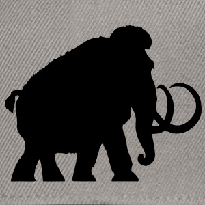 Great Mammoth - großes Mammut  T-Shirts - Snapback Cap
