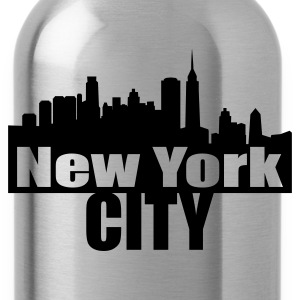 Noir nyc NEW YORK CITY T-shirts - Gourde