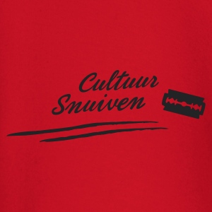 Rood Cultuur snuiven T-shirts - T-shirt