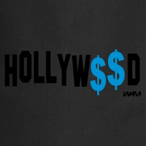 Nero hollywood money by wam T-shirt - Grembiule da cucina