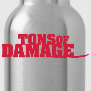 Tons of Damage - Trinkflasche