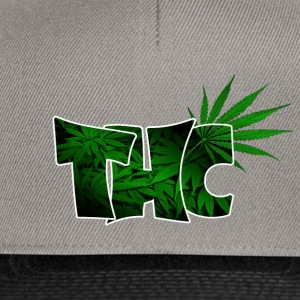 THC - Casquette snapback