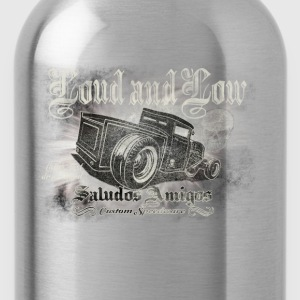 Loud and Low - Trinkflasche