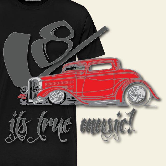 V8 - it's true music