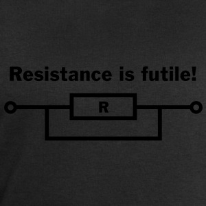 resistance is futile! T-Shirts - Sweat-shirt Homme Stanley & Stella