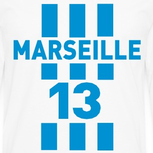 marseille_13 Tee shirts - T-shirt manches longues Premium Homme