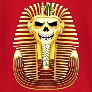 Pharaon Skull - Baby Long Sleeve T-Shirt